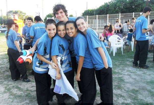 """""""Para mim essa foi a campanha que mais me marcou. Que eu li milhões de vezes sobre Salmos 19."""" (Argentina, 2011)"""